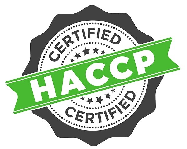 HACCP CODE 2003