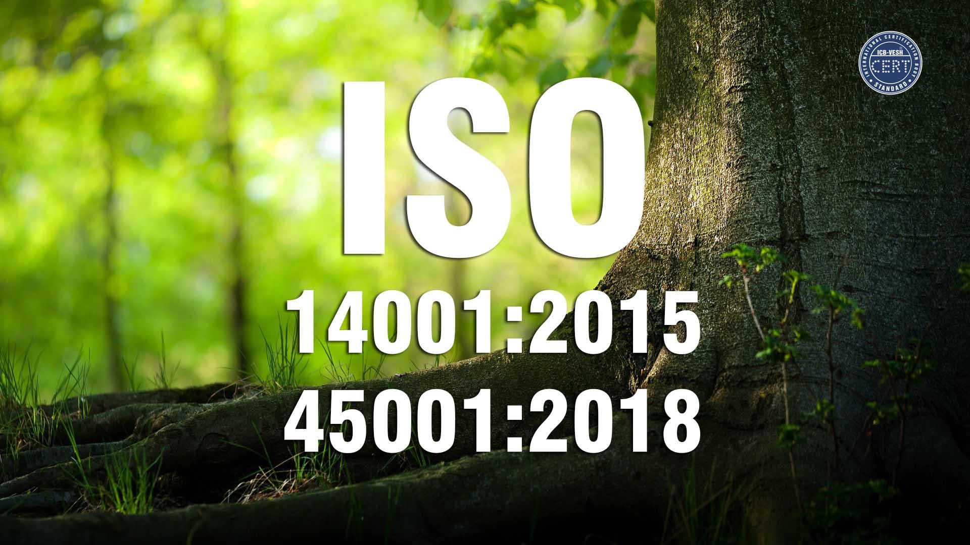 Chứng nhận ISO 14001:2015