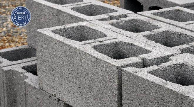 Các bước chứng nhận gạch bê tông