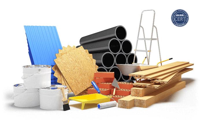 Phương thức chứng nhận hợp quy vật liệu xây dựng
