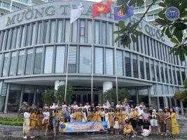 Hạ cánh nơi Đảo Ngọc – Du lịch thường niên 2020 của ICB