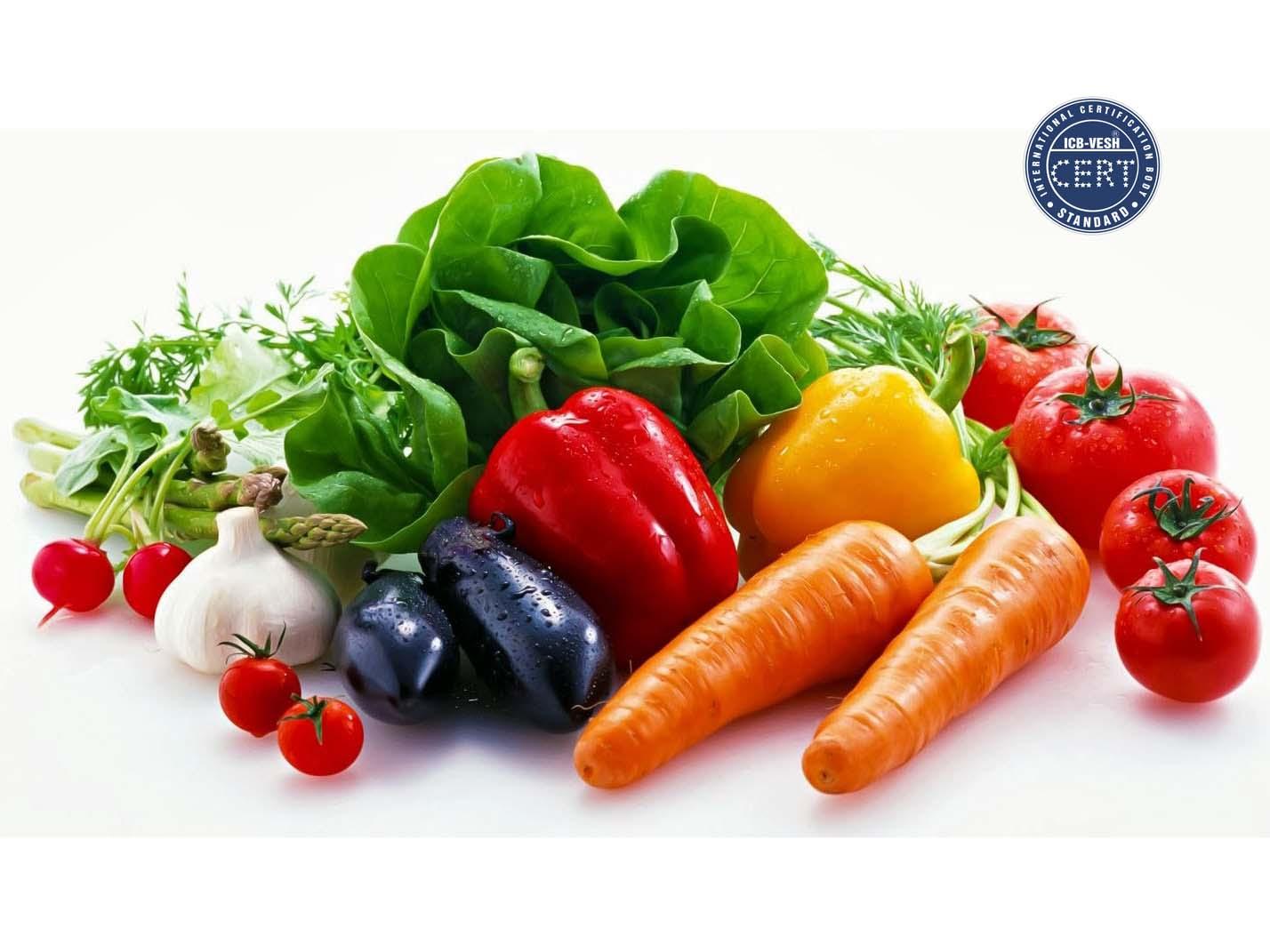 Áp dụng ISO 22000 chứng nhận thực phẩm