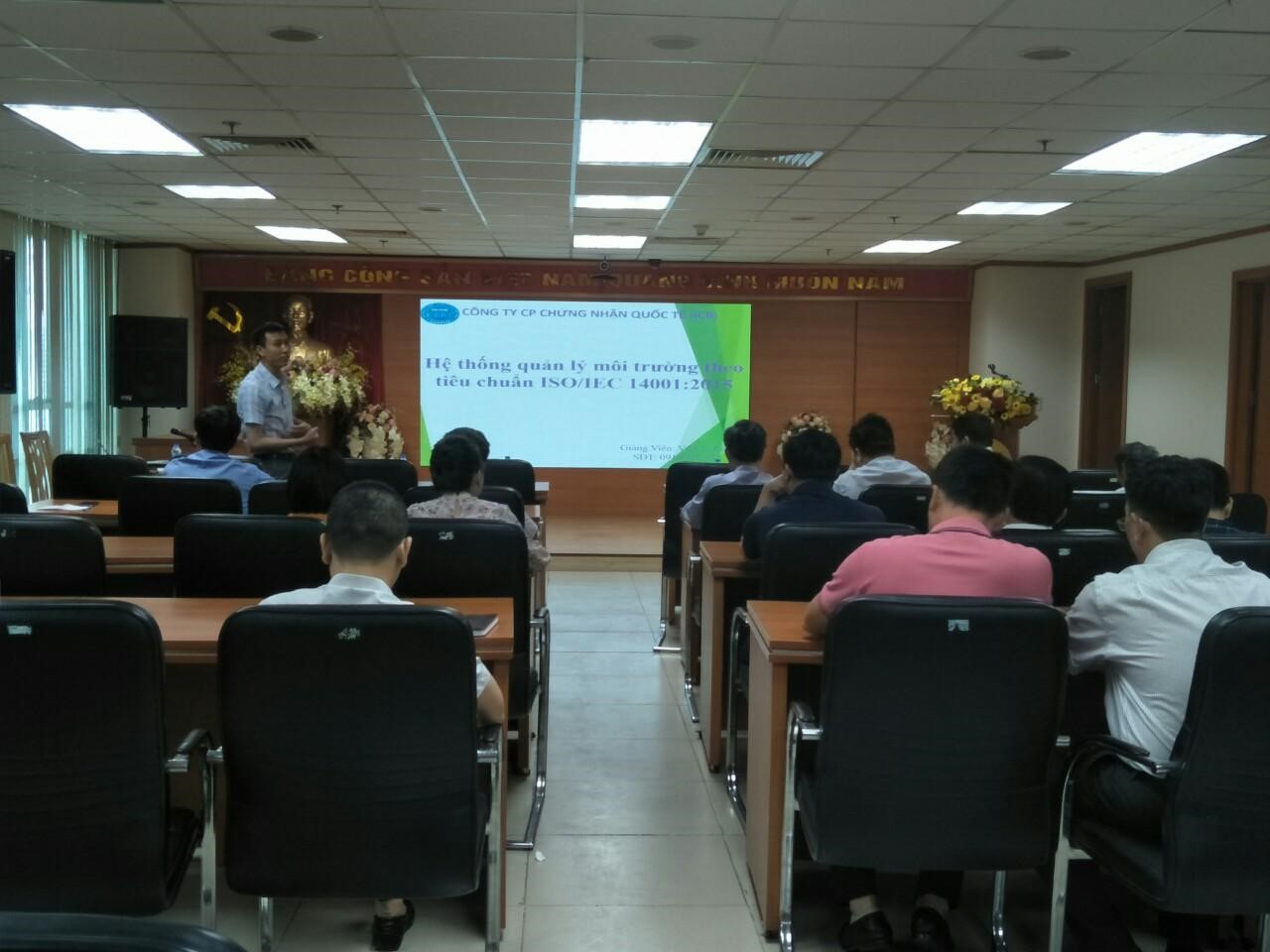 Chứng nhận ISO cho công ty CIENCO 4